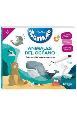 ABREMENTE ANIMALES DEL OCEANO