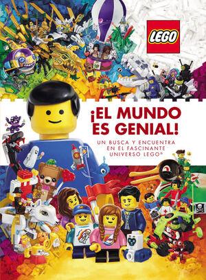 LEGO EL MUNDO ES GENIAL!