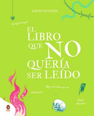 EL LIBRO QUE NO QUERIA SER LEIDO